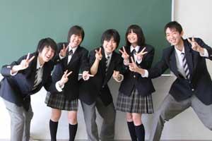 池上学院高等学校制服画像